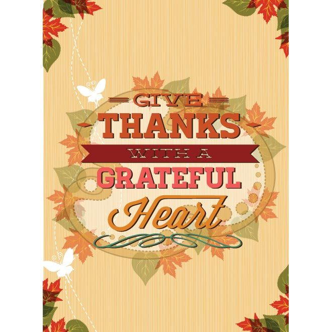 Free Vector illustration of Vintage maple leaf Happy Thanksgiving ...
