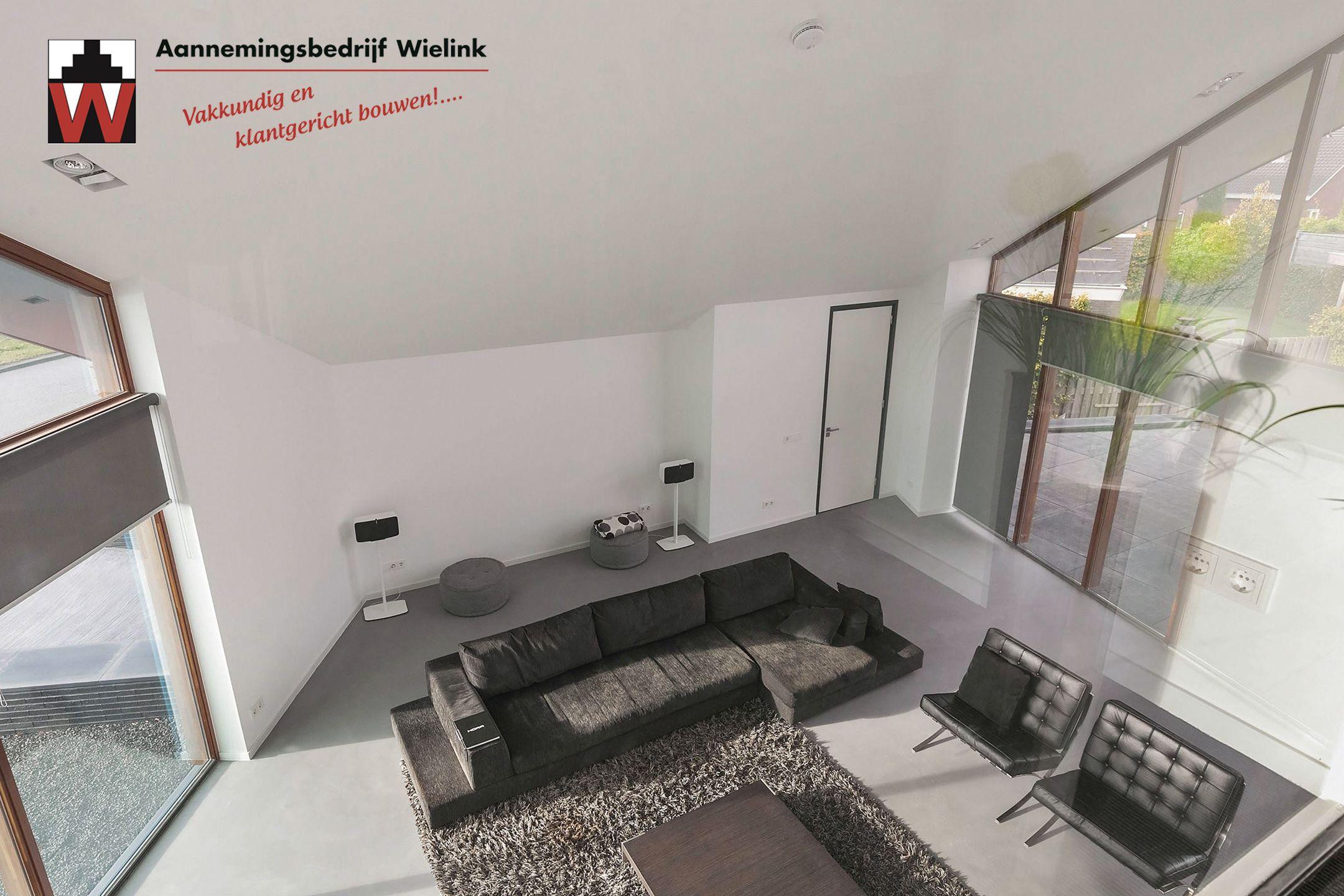 Modern Interieur Woonkamer : Strak en modern interieur modern interieur inspiratie