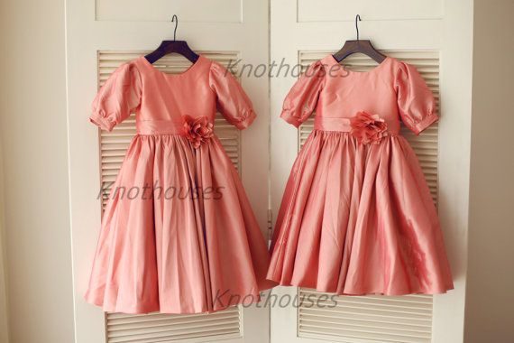 Puffy Sleeve Dresses for Juniors