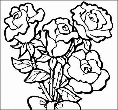 Imagenes De Flores Bonitas Para Dibujar Draws And More Pintar