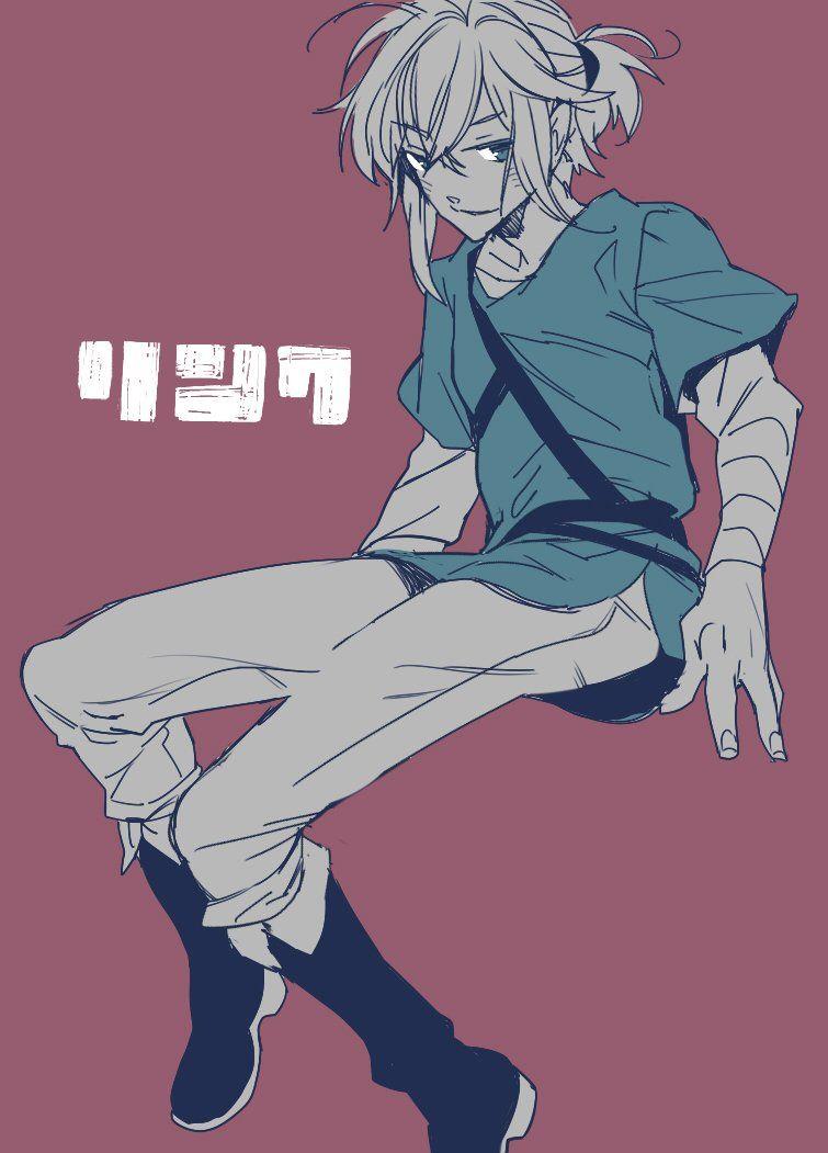 Art by まくろ (@Makuro_ks)