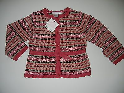 Sweaters 147216: Janie And Jack In The Alps Fair Isle Sweater 2T ...