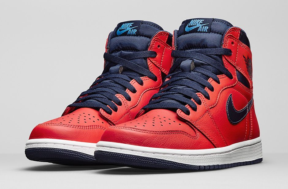 2714d6810d73 Air Jordan 1 Retro OG  Light Crimson  -Release Date  Saturday