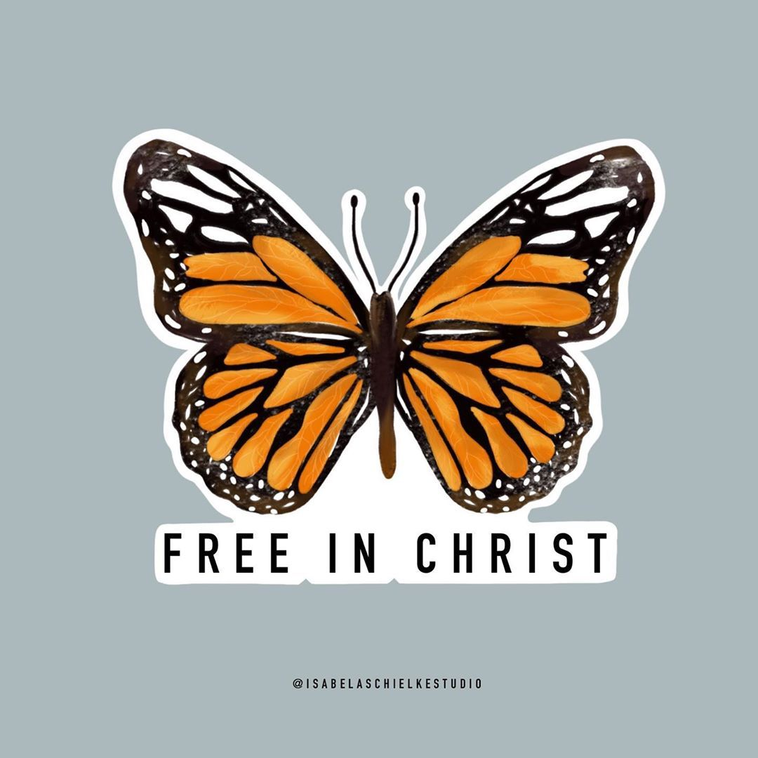 Isabela Schielke Studio On Instagram Galatians 5 1 For Freedom Christ Has Set Us Free Stand Firm Therefore And Do Not Subm Jesus Pictures Of Christ Christ