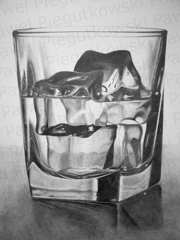 Glass Of Water   See more best ideas about Water drawing, Water ...