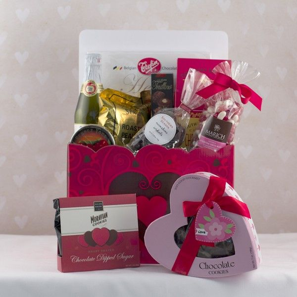 Heartfelt Valentine Sampler - Romantic Gifts - Occasions - Gifts & Gift Baskets