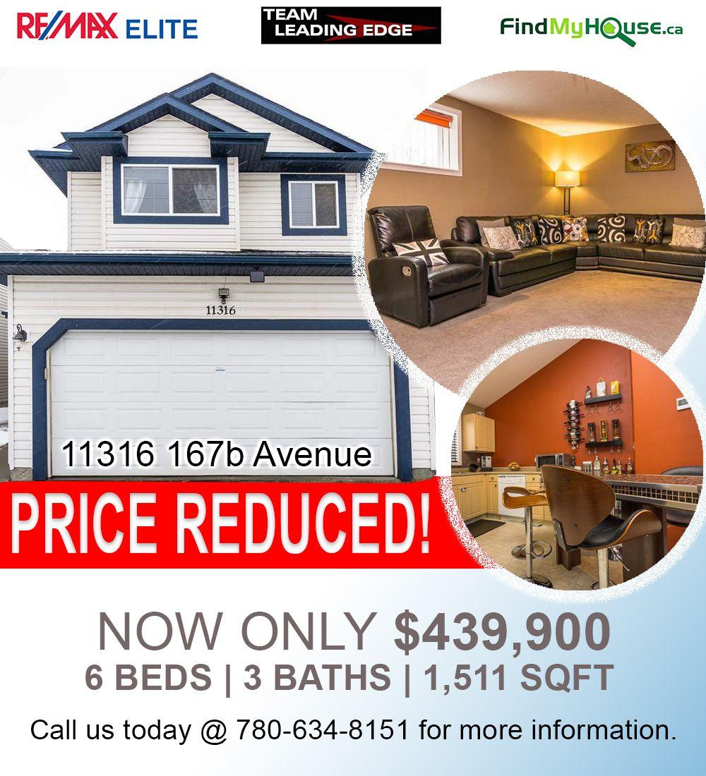 Edmonton Homes For Sale