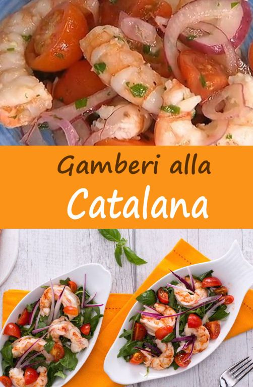 Gamberi Alla Catalana