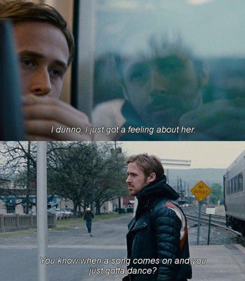 Movie Clip Quotes: Blue Valentine- My Favorite Screenplay And Film From This