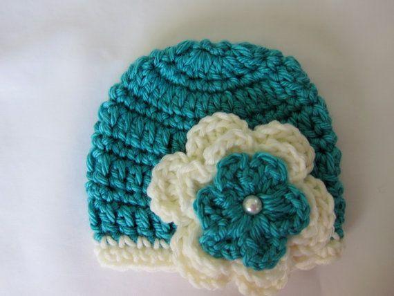 Crochet premie hat #premiebabyhats