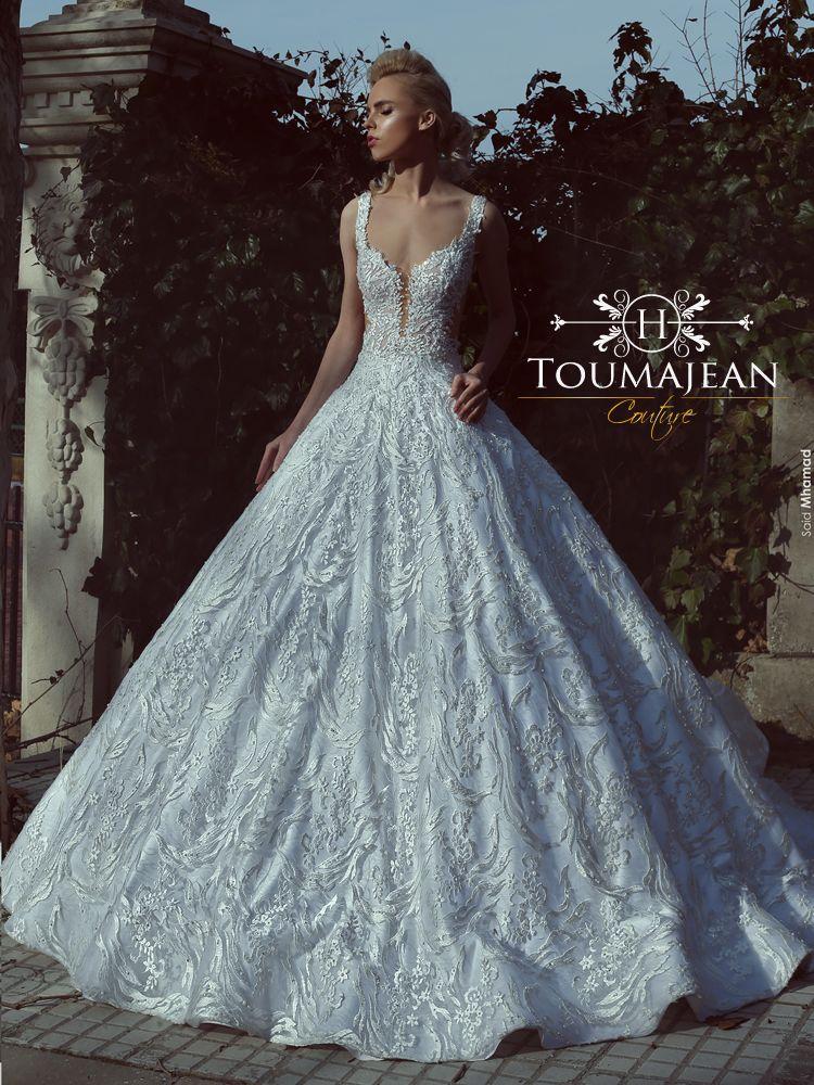 Toumajean Couture | Wedding dresses | Pinterest | Couture, Wedding ...