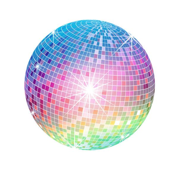 Music Clipart 3 Png Liked On Polyvore Featuring Music Ball Disco Ball And Fillers Music Clipart Disco Ball Dance Background