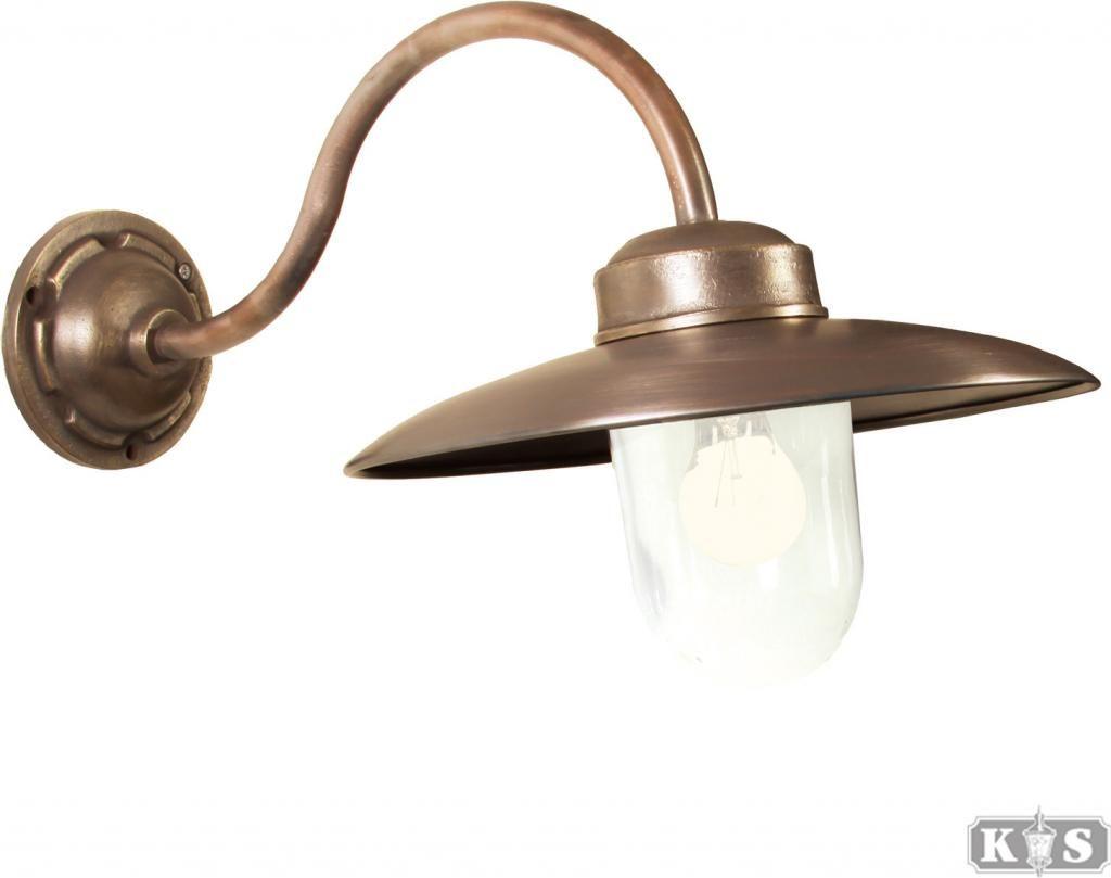Buitenlamp Landes - Wandlamp - Koper - Brons - KS Verlichting | HOME ...