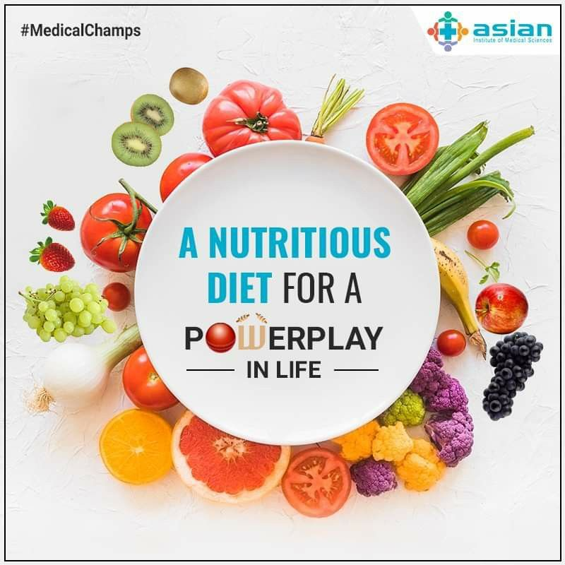 A Nutritious Diet Enables You To Enjoy Every Phase Of Life With A Healthy And Energetic Body And That S When You C Nutritious Diet Energetic Body Balanced Diet