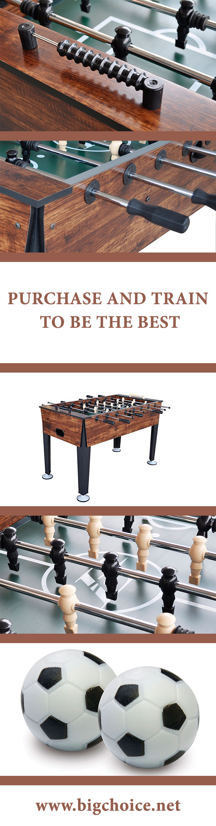 How To Start Foosball Table? Buy Foosball Table By EastPoint Sports To Play  Your Favorite