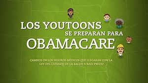 Navigating The Affordable Care Act With Spanish Cartoons