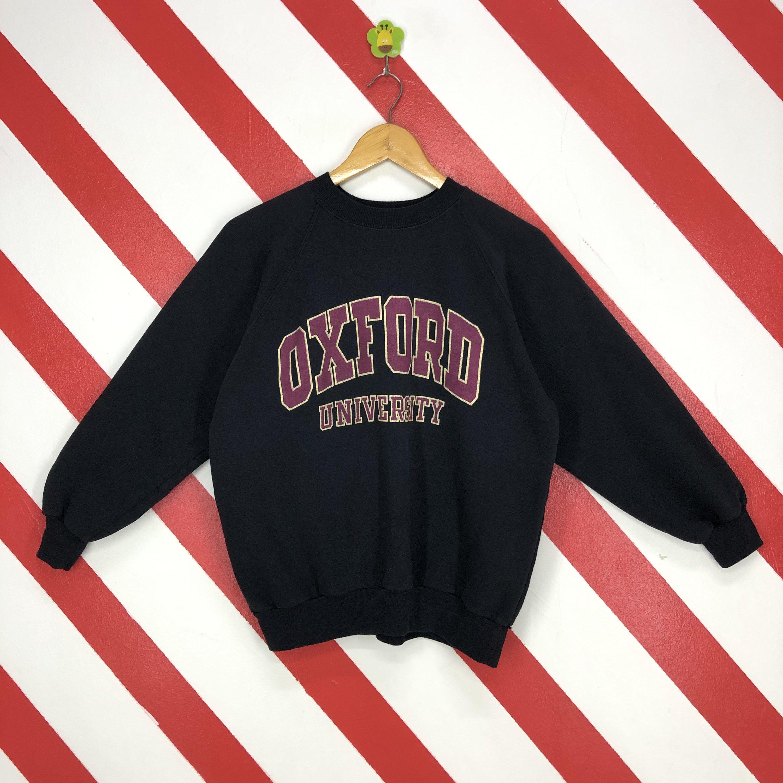 Vintage 90s Oxford University Sweatshirt Oxford Crewneck Etsy Sweatshirts University Sweatshirts Long Sleeve Tshirt Men [ 3000 x 3000 Pixel ]