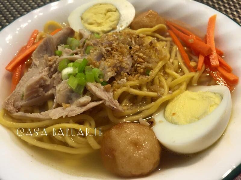Chicken mami noodles soup recipe chicken mami noodle soup is a chicken mami noodle soup is a popular comfort food for filipinos a delicious noodle soup that is simple and easy to make this recipe is a healthier forumfinder Choice Image