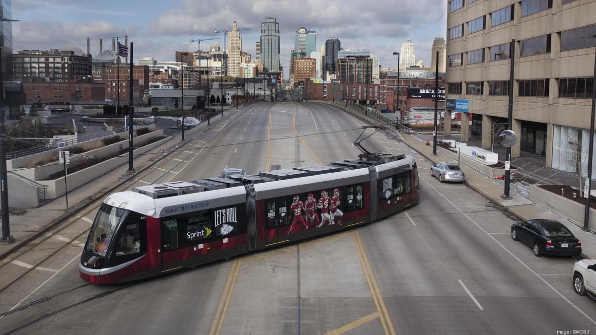 New Streetcar Joins The Kc Fleet Fleet Kansas City City