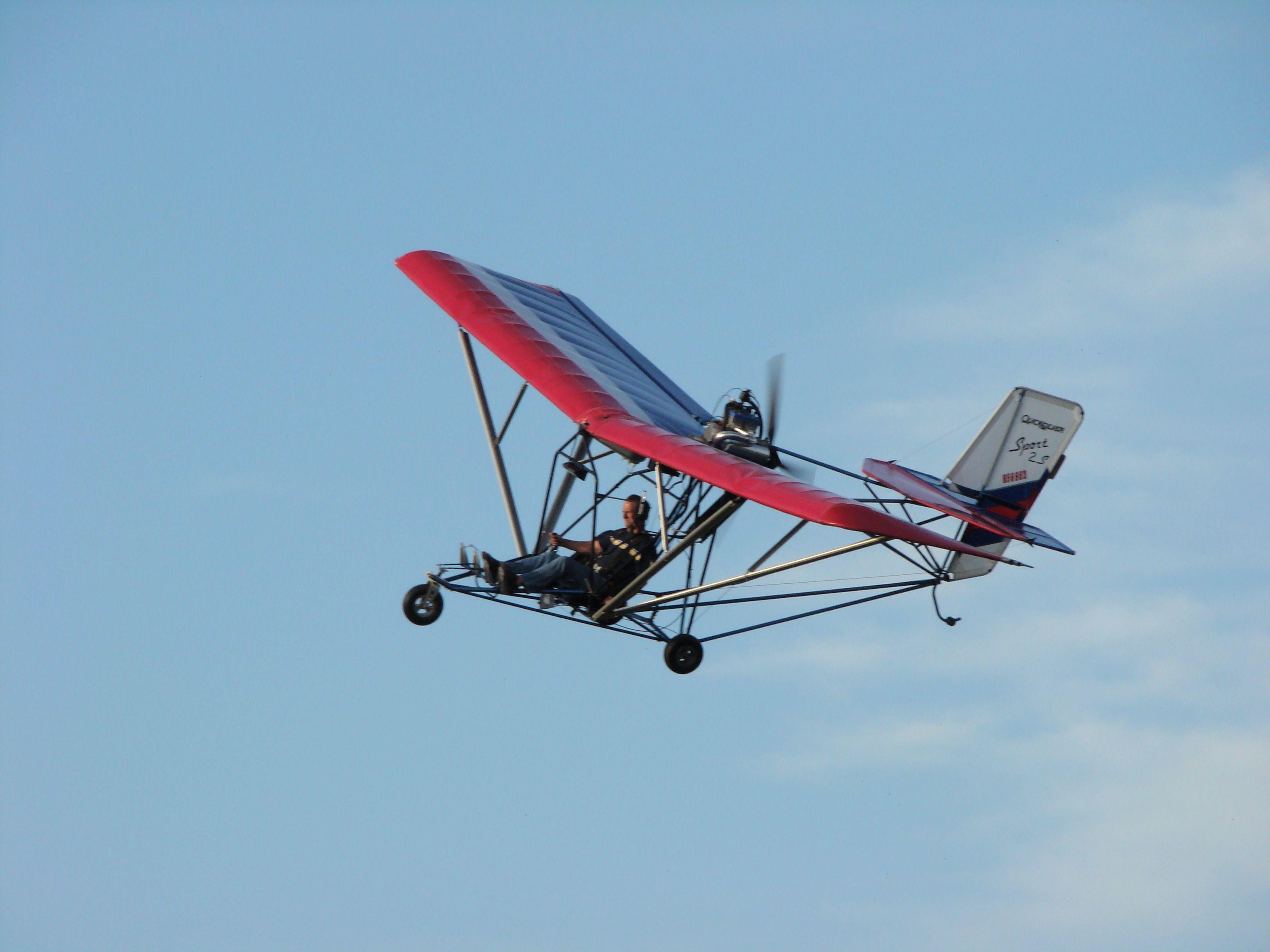 Quicksilver ultralights quicksilver sport ii s quicksilver ultralight ultralight aircraft of iowa and