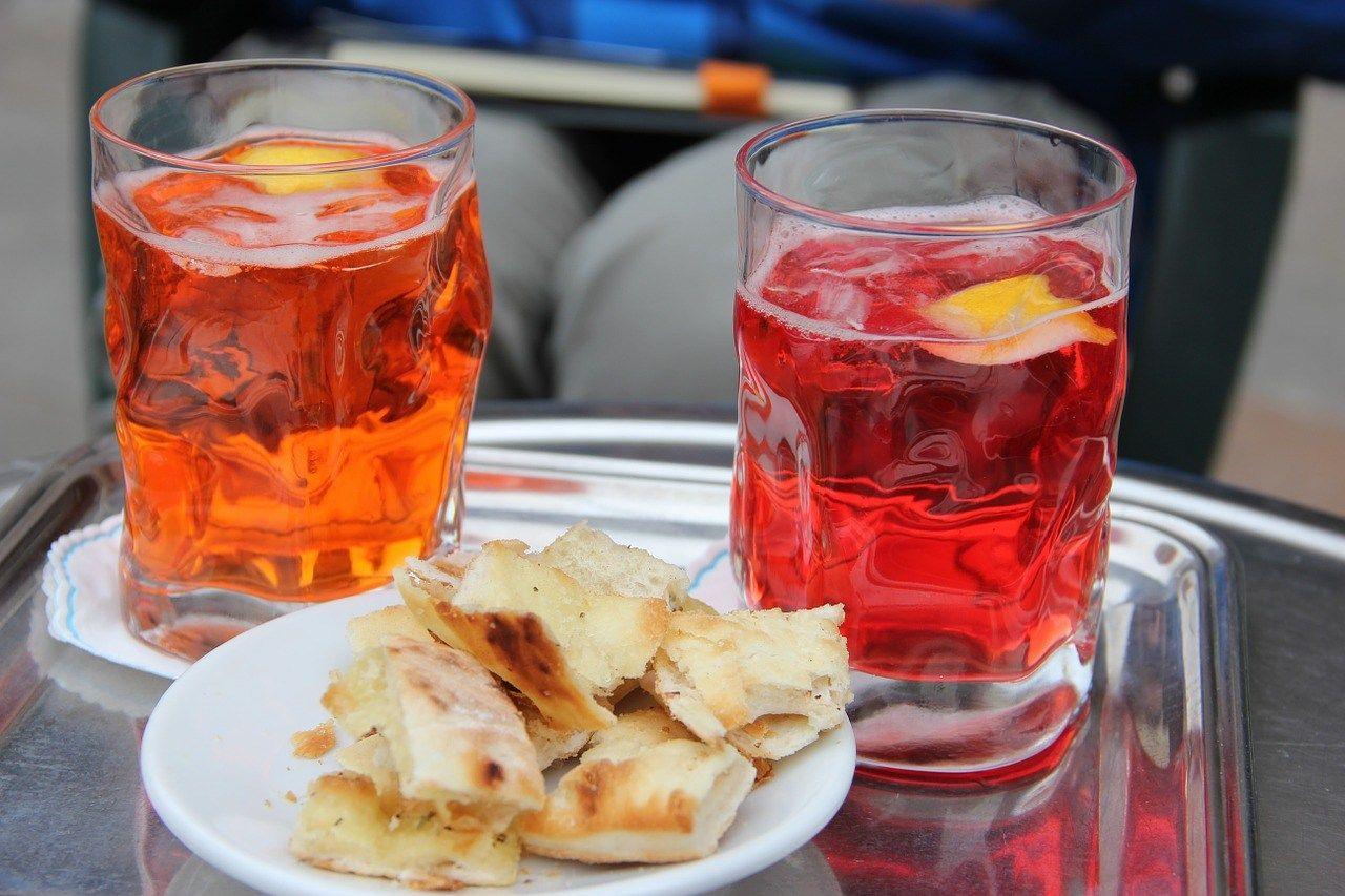 Italian Drinks Italian Drinks Campari Wine Recipes