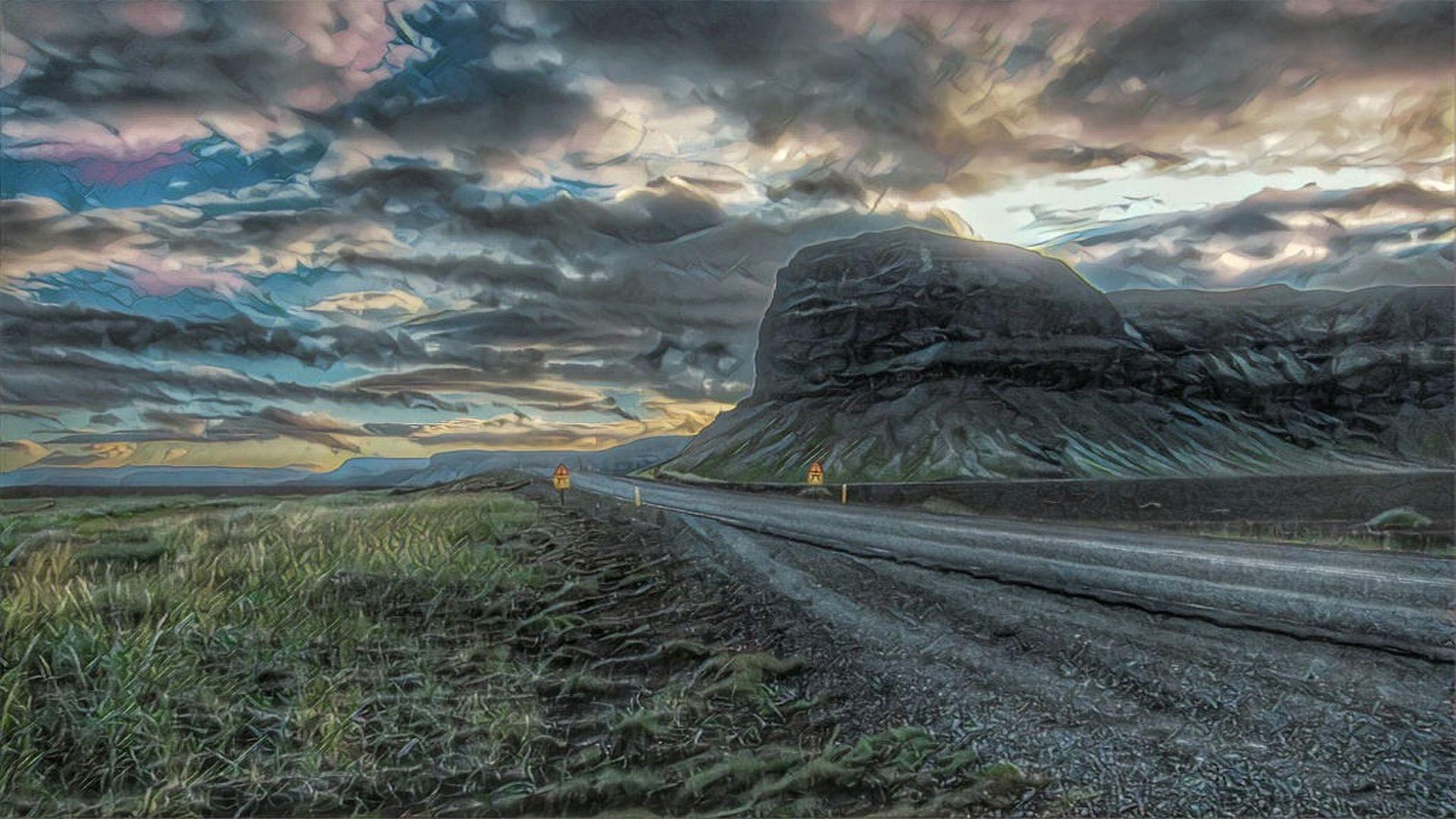 Iceland  Landmannalaugar Route [1920x1080]