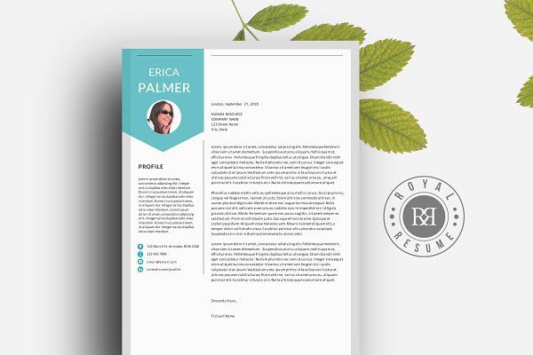 Creative resume pack template Word - how to perfect your resume