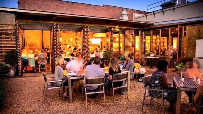 Image result for restaurant patio birmingham restaurants
