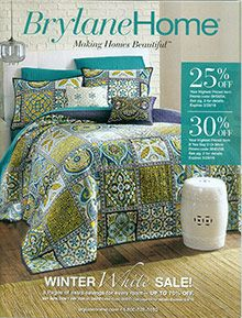 High Quality Brylane Home Catalog For Kitchen, Bath And Bedding Essentials