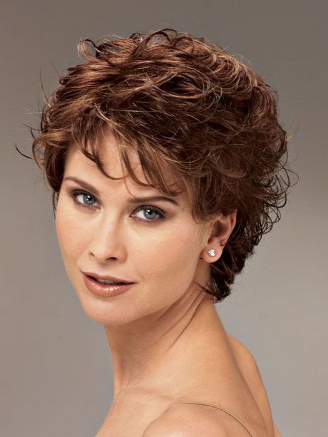 Short Curly Haircuts Short Hair Styles For Curly Hair