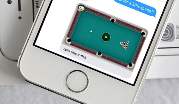 How to Play Games in iMessage on iOS 10.3.2/10.3.1/10