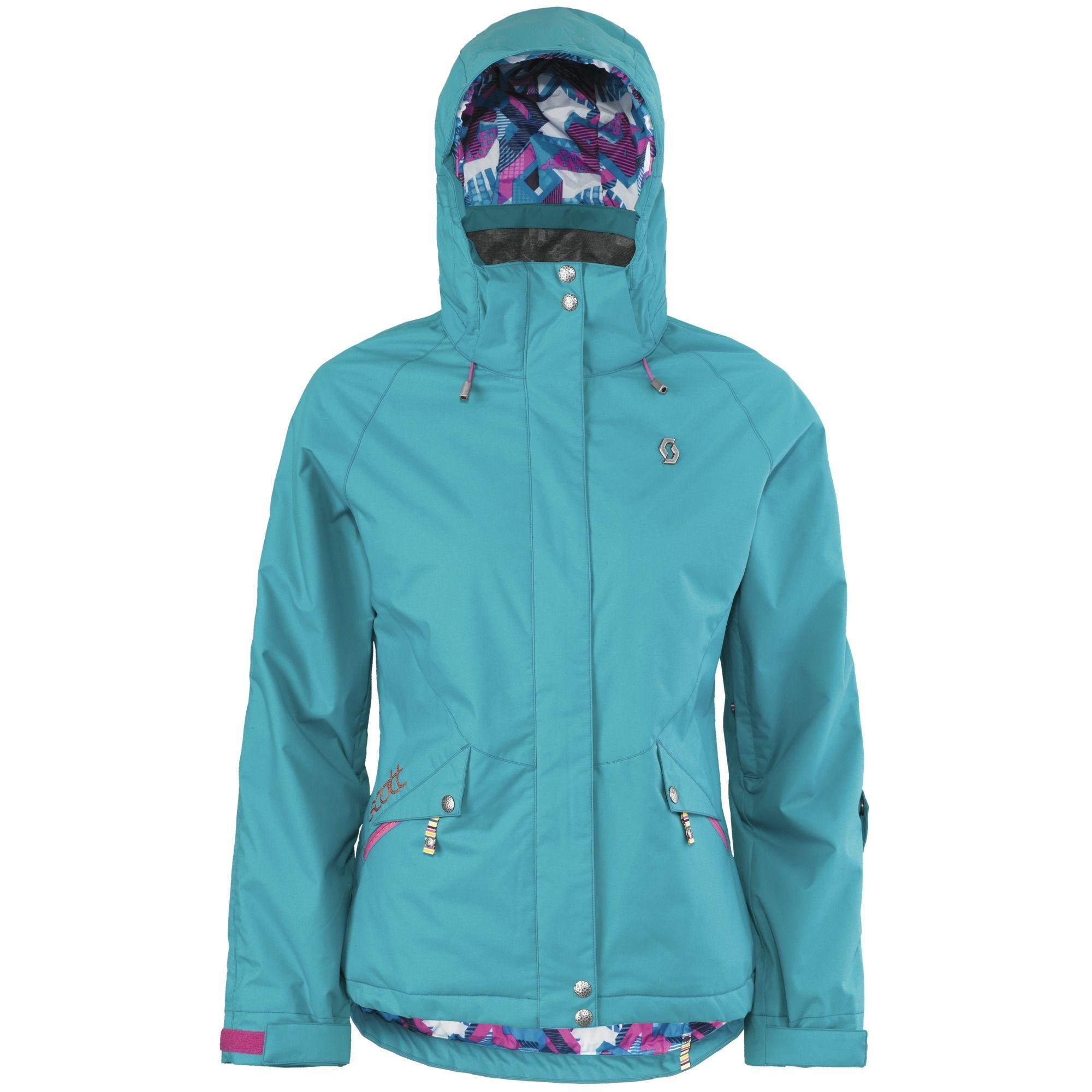 Whoops Scott Sports Ski Jacket Skiing [ 2000 x 2000 Pixel ]