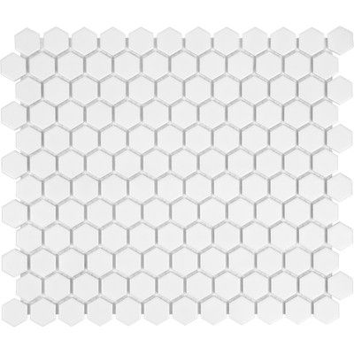 Islander Flooring Crystal Shell Random Sized Natural Stone Pebble Tile in Gray & Reviews | Wayfair