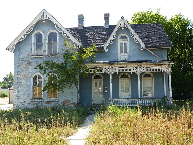 Haunted places in provo