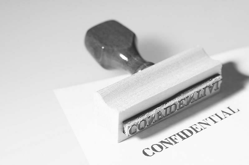 Give you a nda non disclosure agreement - confidential disclosure agreement