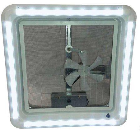 Heng S Vent Trim With Clear Lens White Trim Kit Trim Ring White Lenses