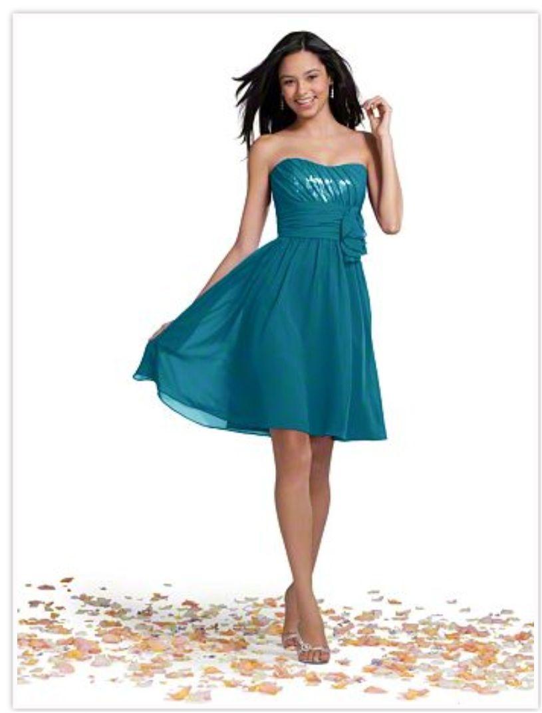 Short and sassy bridesmaids dresses pinterest