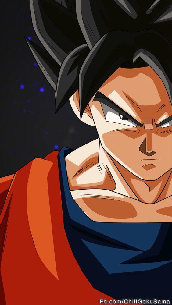 goku 😠 image anime goku dragon_ball Goku wallpaper