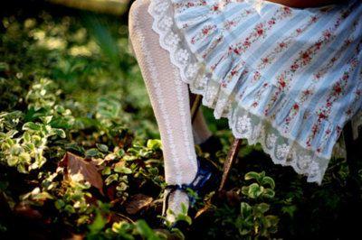 Lolita nature inspiration