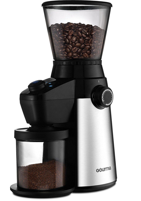 Gourmia GCG195 Electric Coffee Grinder Rapid Grind