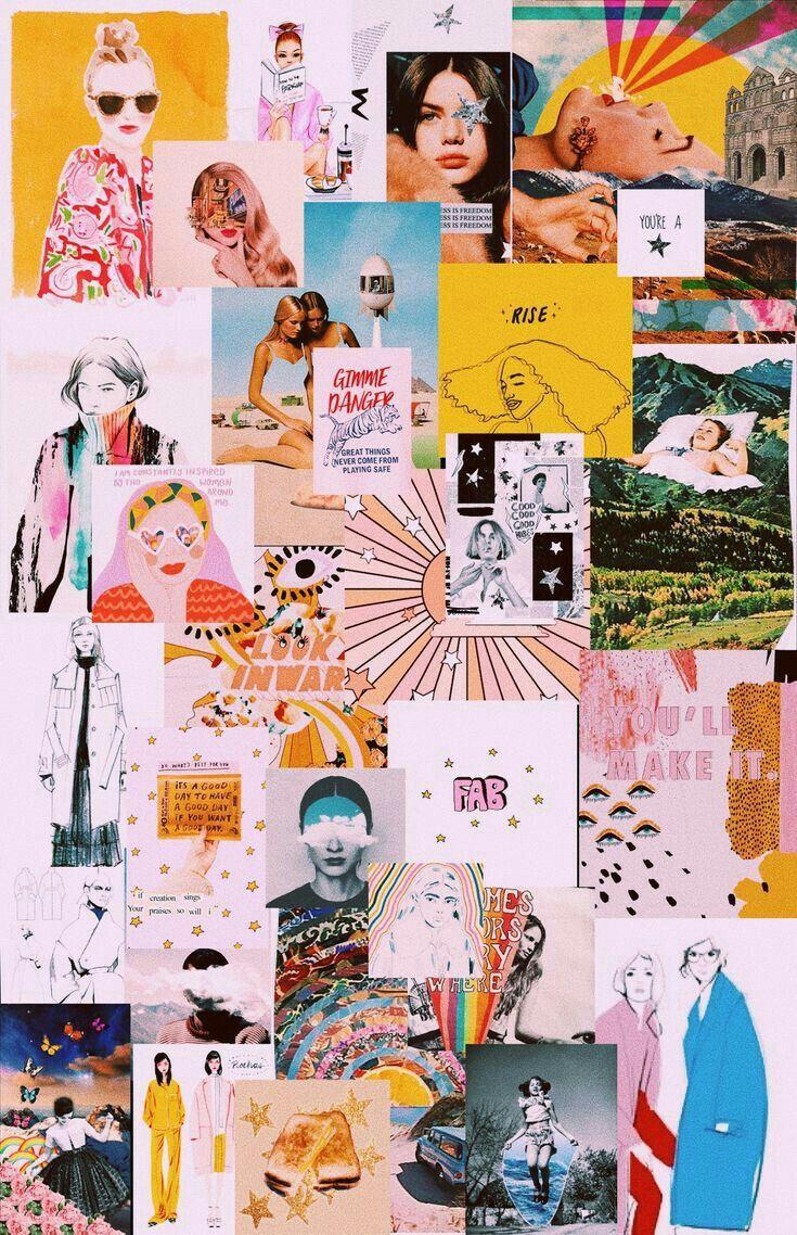 Pin by Delta on estetik Aesthetic iphone wallpaper