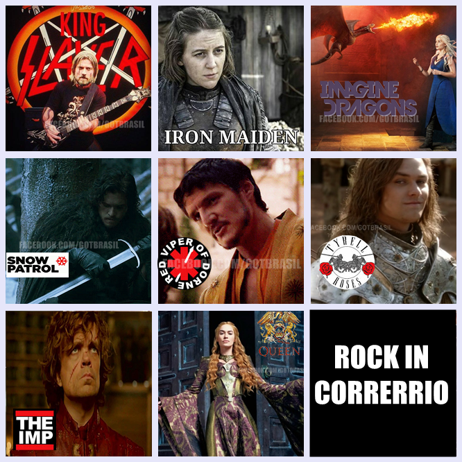 Bands of Westeros