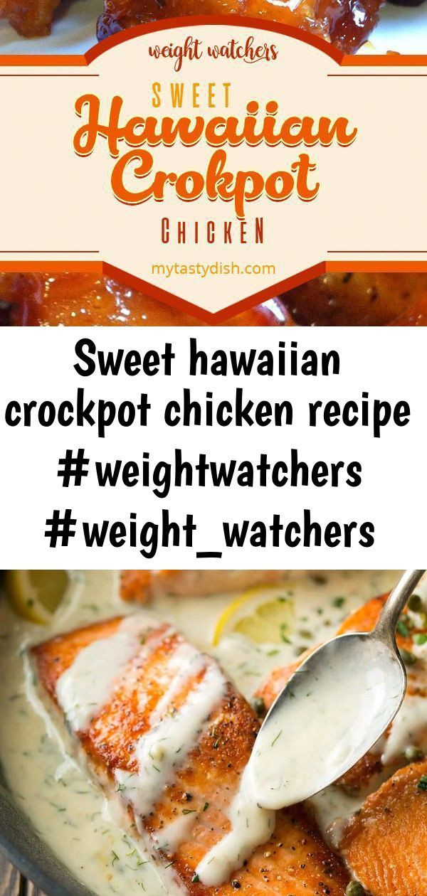 Sweet hawaiian crockpot chicken recipe 4 sweet hawaiian crockpot chicken recipe Best Ever Creamy Fish Dishes  Food  Olip Life Johnny Marzetti Casserole the classic Midwes...