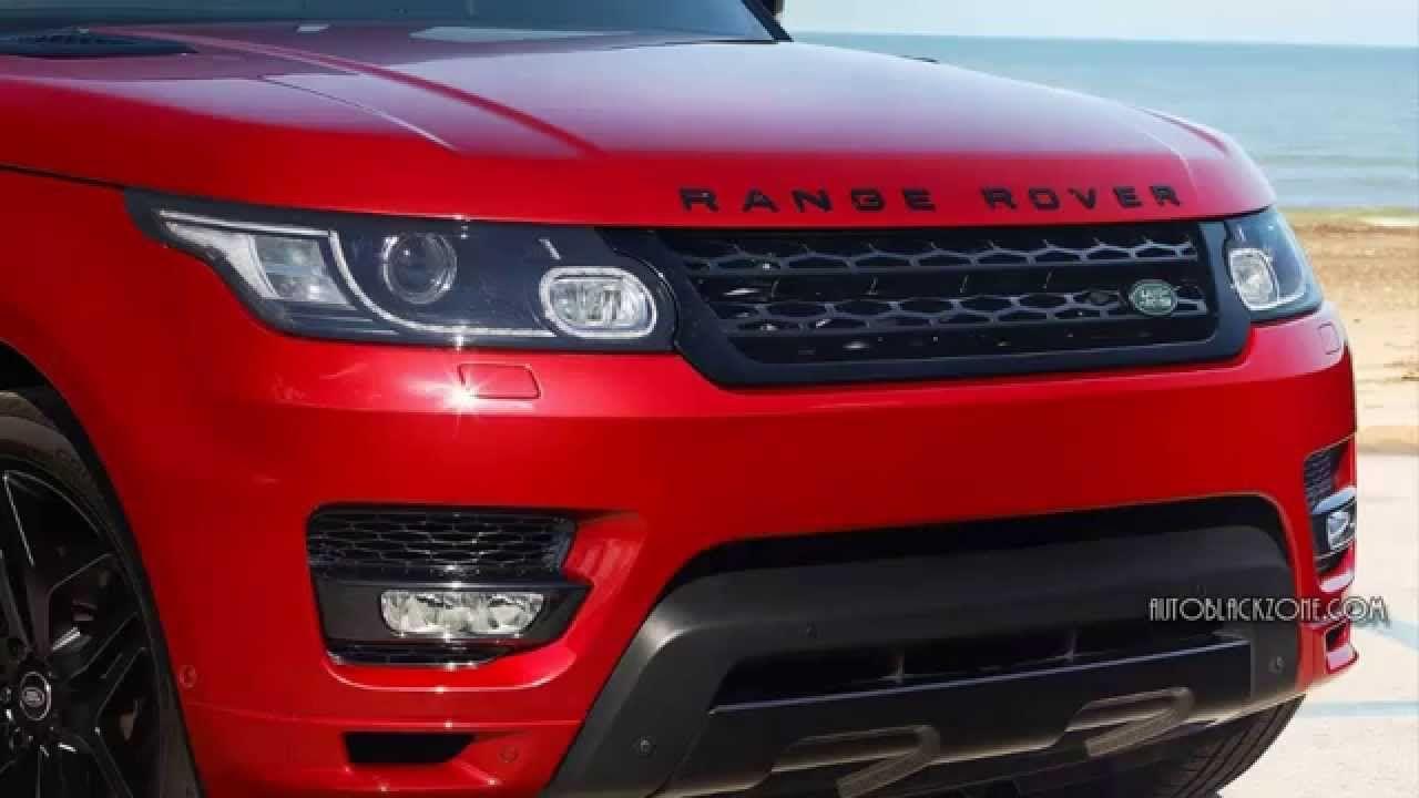 2016 Land Rover Range Rover Sport HST 3.0Litre V6