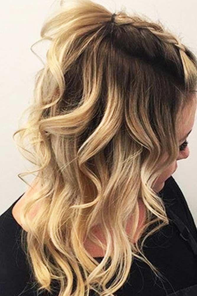 27 Easy Cute Hairstyles for Medium Hair | braids ...