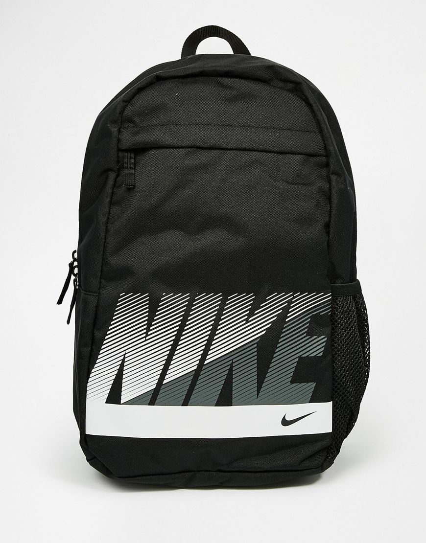0d0140b9e6 Image 1 of Nike Sand Backpack in Black