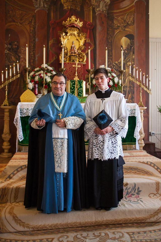 Shrine Of Christ The King Sovereign Priest Christ The King Traditional Catholicism Traditional Catholic