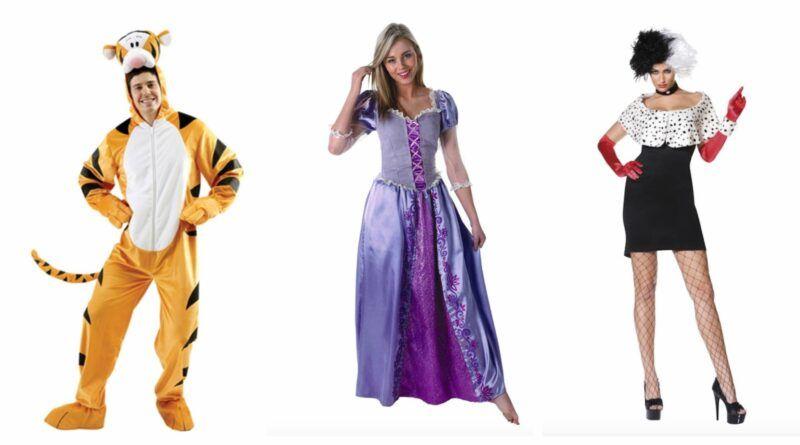 6e4ef6027d71 disney kostume til voksne