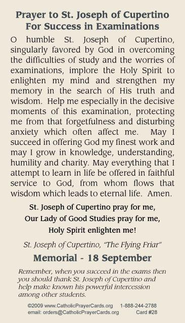 Prayer for a good husband st joseph