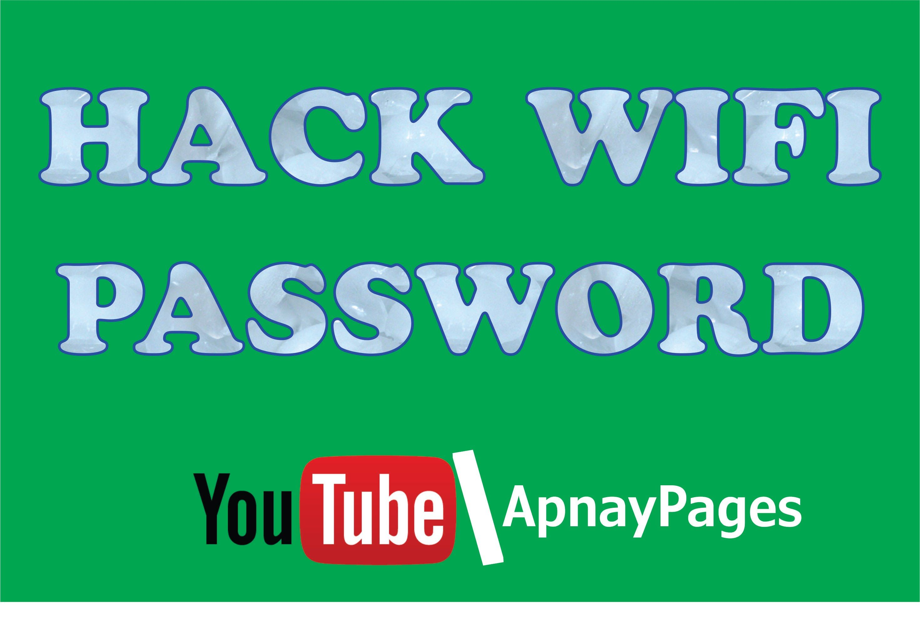 How To Hack Wifi Password In Your Android Mobile  Wifi -9452